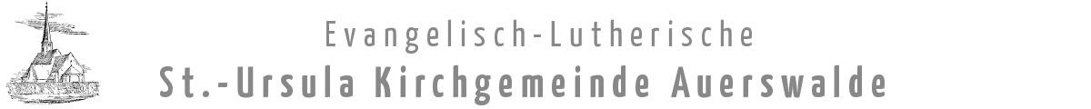 St.-Ursula Kirchgemeinde Auerswalde